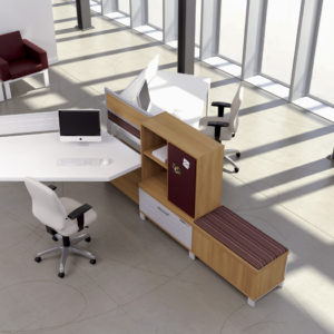 Air Workstations with Shared Storage